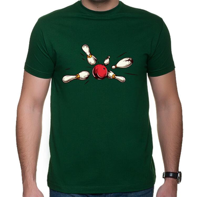 Koszulka z kręglami