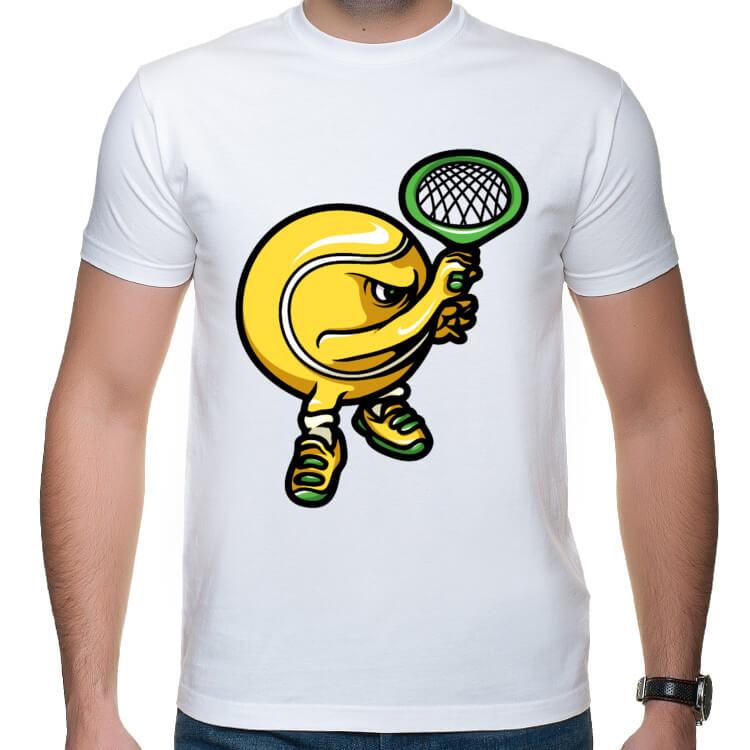 Koszulka dla tenisisty amatora