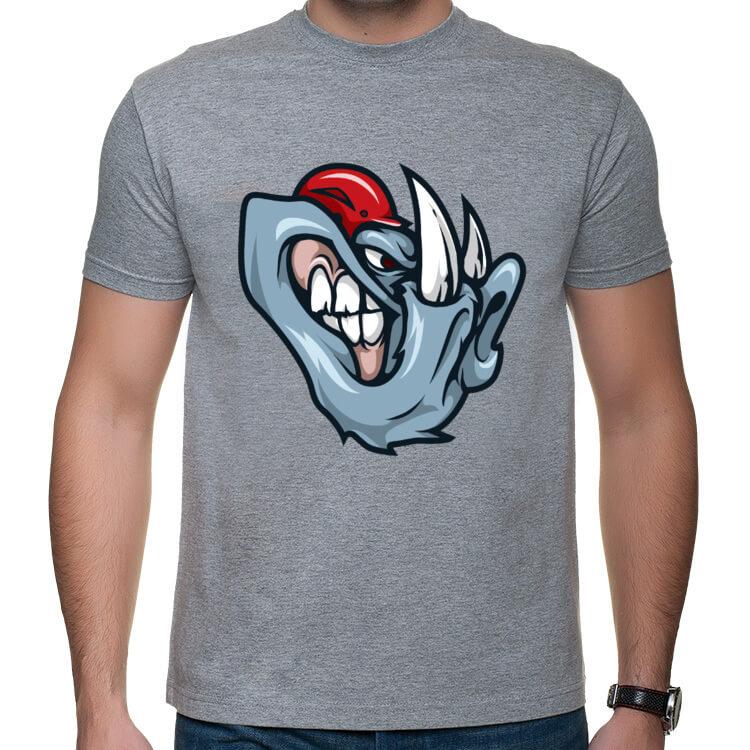 Koszulka na siłownię - Dzikus