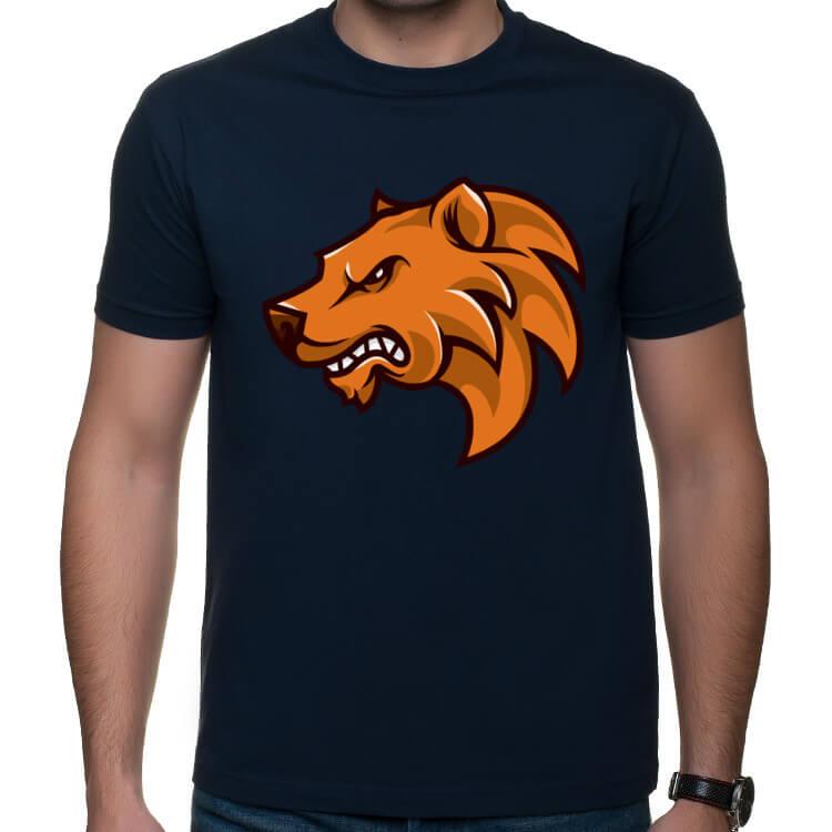 Koszulka na siłownię - Ostry pies
