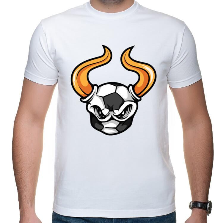 Koszulka dla zapalonego kibica piłki nożnej