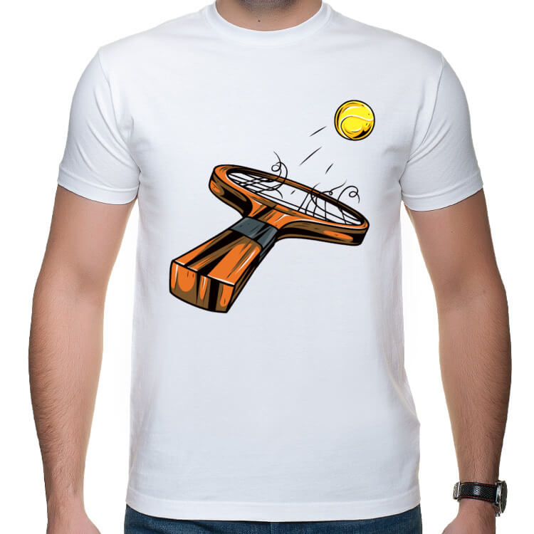 Koszulka Rakieta tenisowa