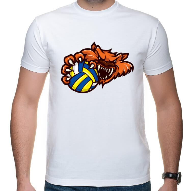 Koszulka Bestia piłki siatkowej