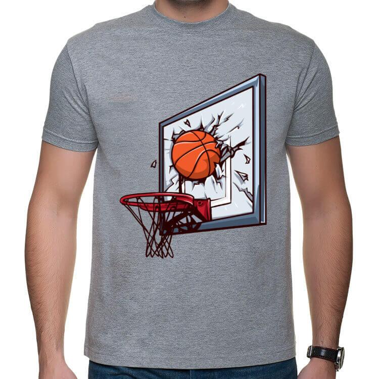 Koszulka dla amatora koszykówki