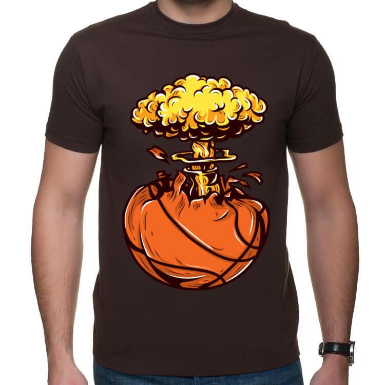 Koszulka Wybuchowa piłka