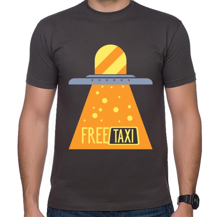 Koszulka Darmowa taksówka