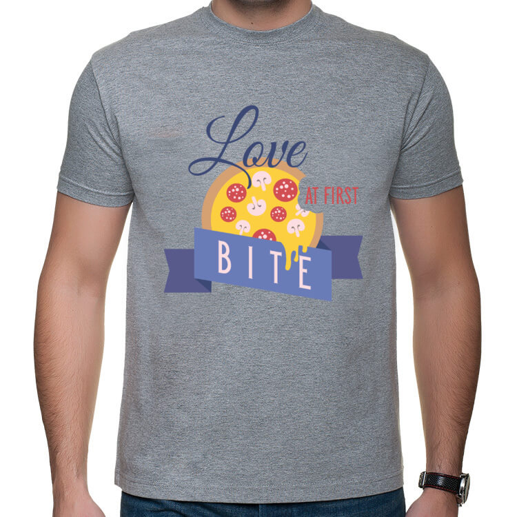 Koszulka Miłość od pierwszego kęsa