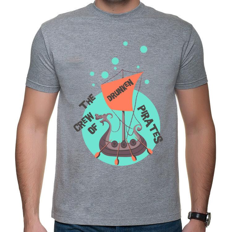 Koszulka Ekipa pijanych piratów