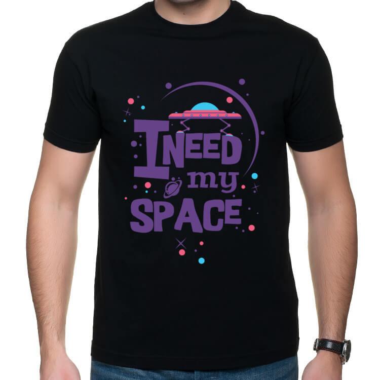Koszulka Potrzebuję przestrzeni