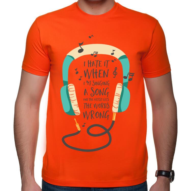 Koszulka muzyczna