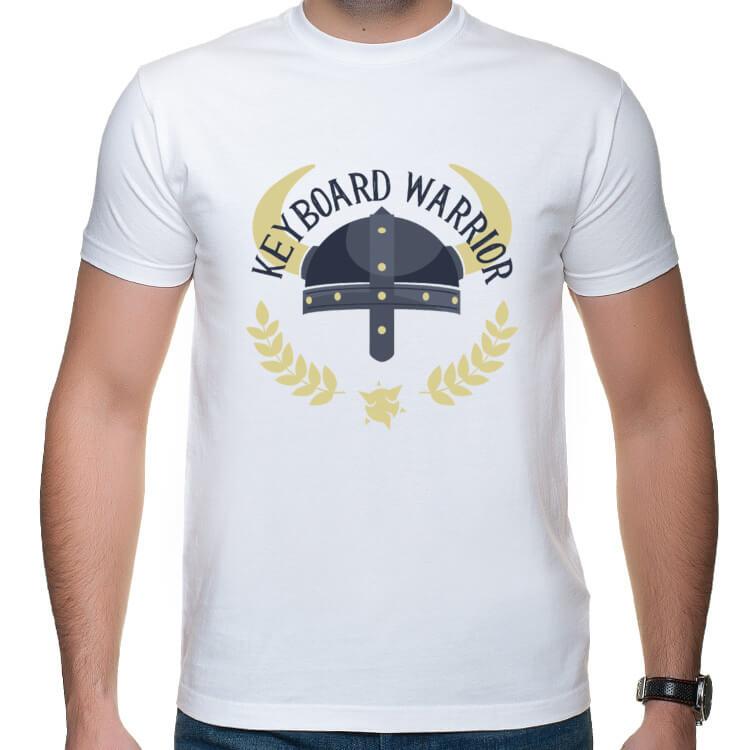 Koszulka dla wojownika klawiatury