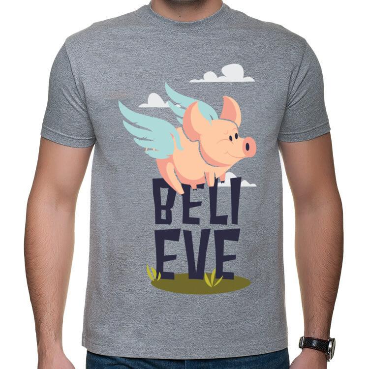 Koszulka Believe