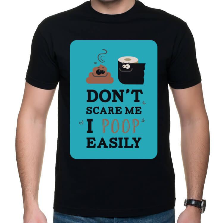 Koszulka Nie strasz mnie