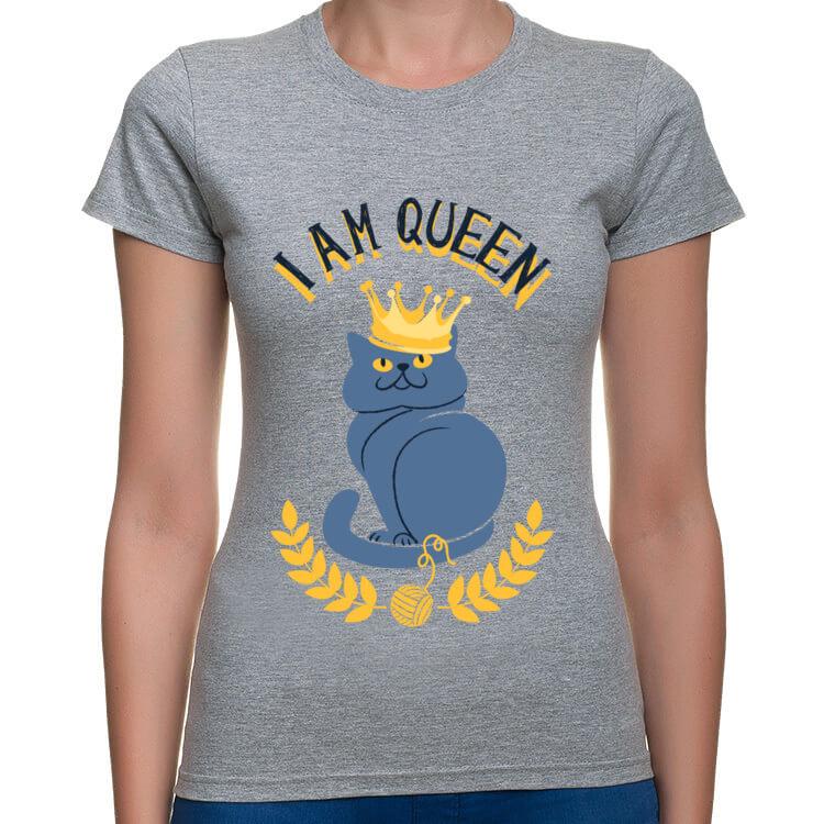 Koszulka Jestem królową