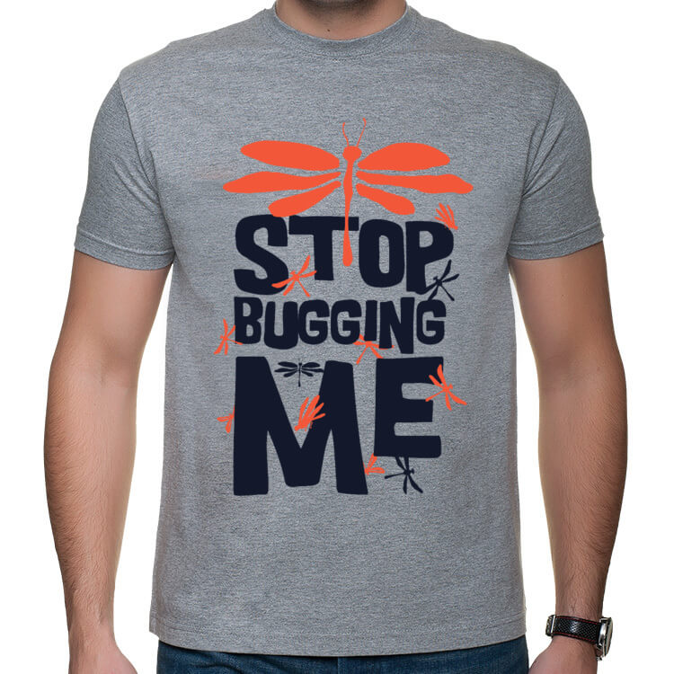 Koszulka Stop bugging me