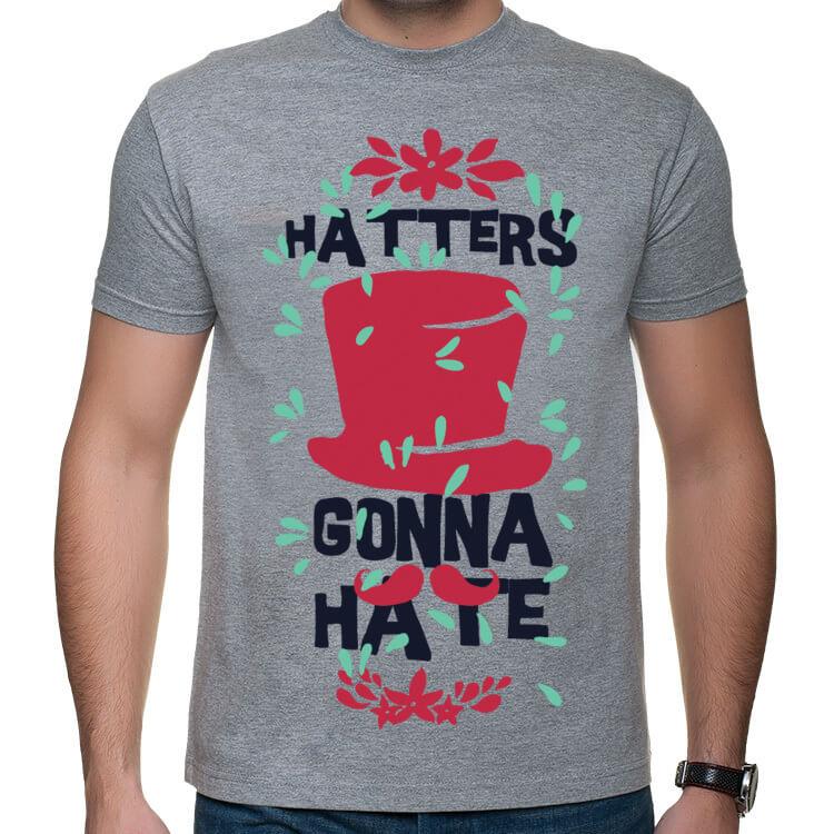 Koszulka Hatters gonna hate