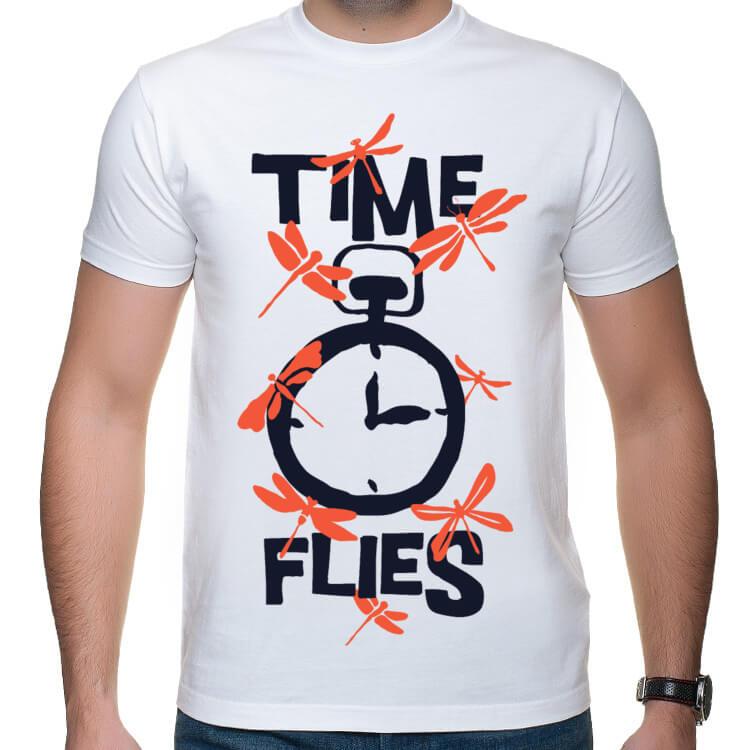 Koszulka Czas leci