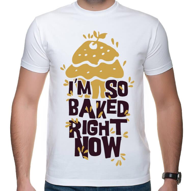 Koszulka Jestem urobiony