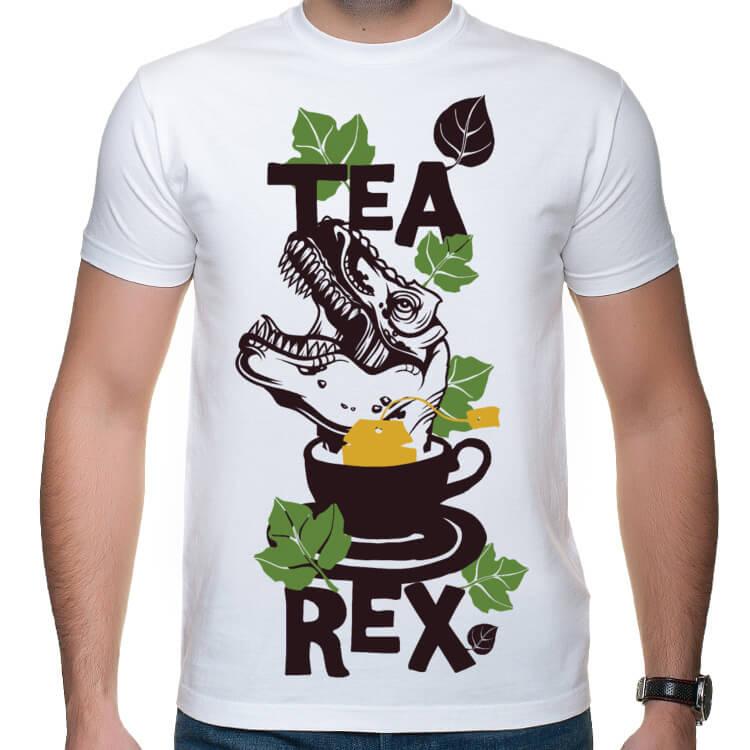 Koszulka Tea Rex