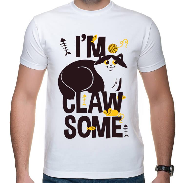 Koszulka I'm clawsome