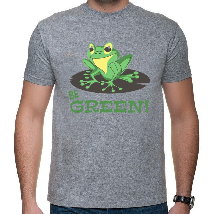 Koszulka Zielono mi