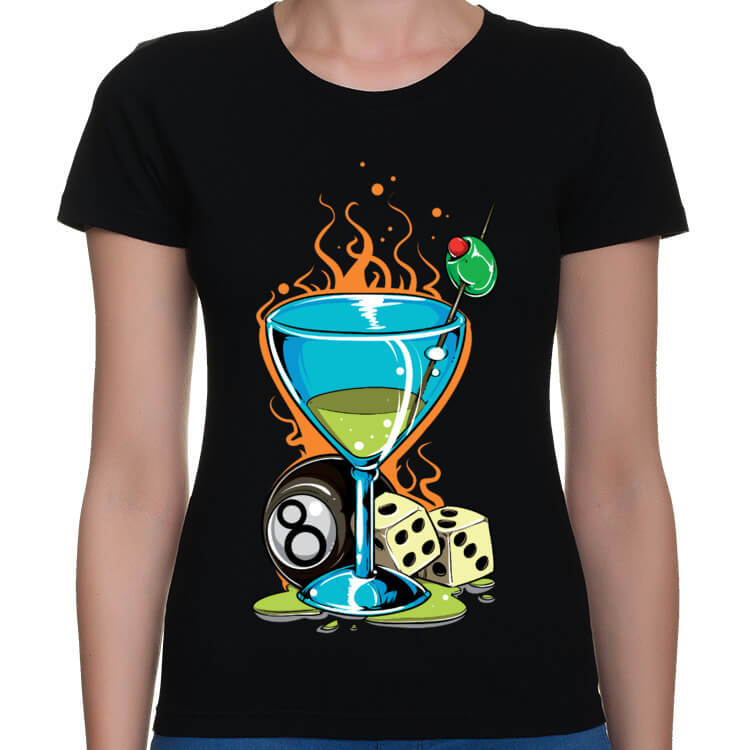 Koszulka dla imprezowiczki