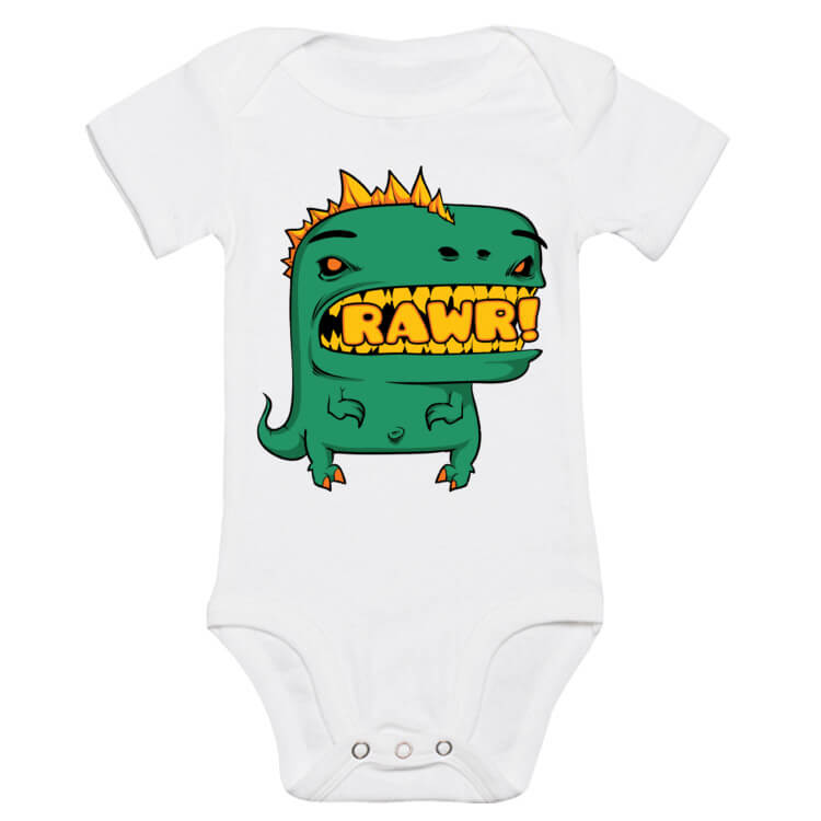 Body dziecięce RAWR!