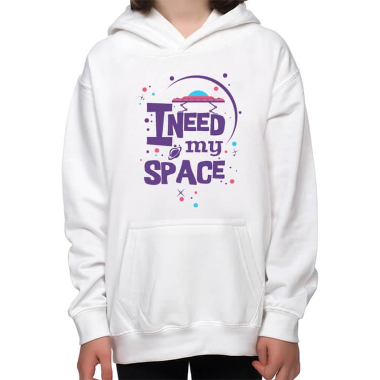 Bluza dziecięca Potrzebuję przestrzeni