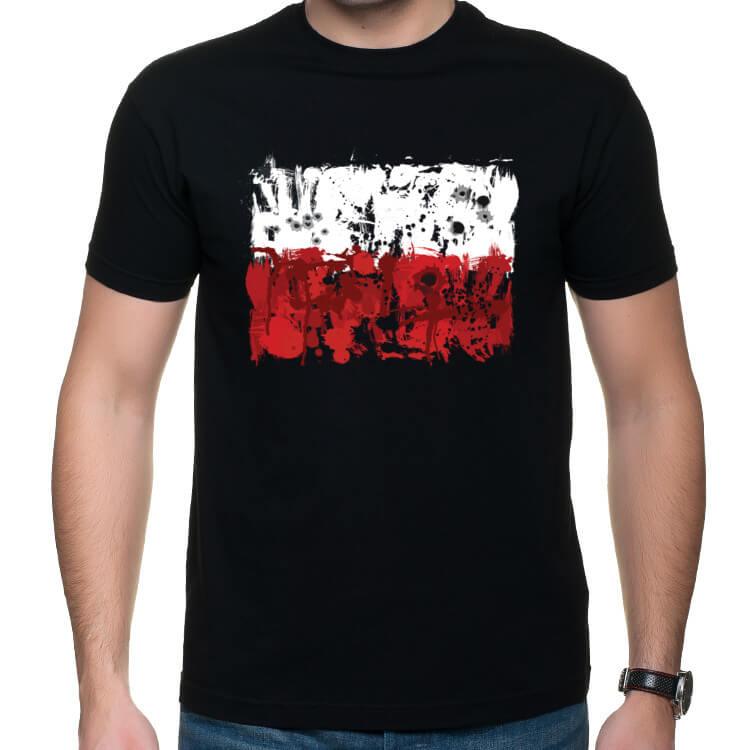 Koszulka Polska Flaga
