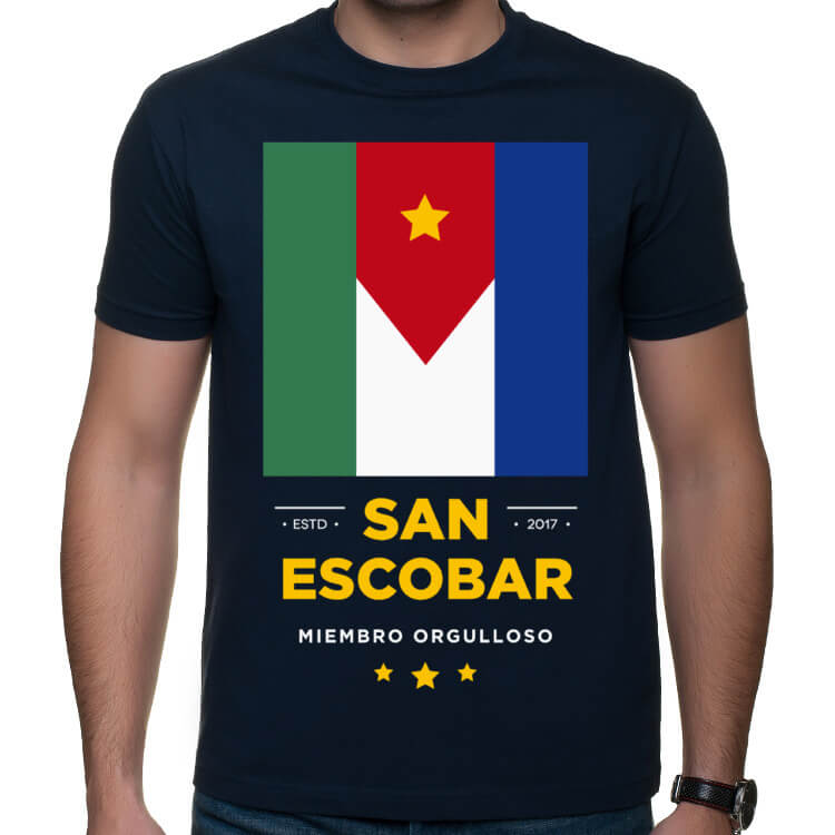Koszulka San Escobar