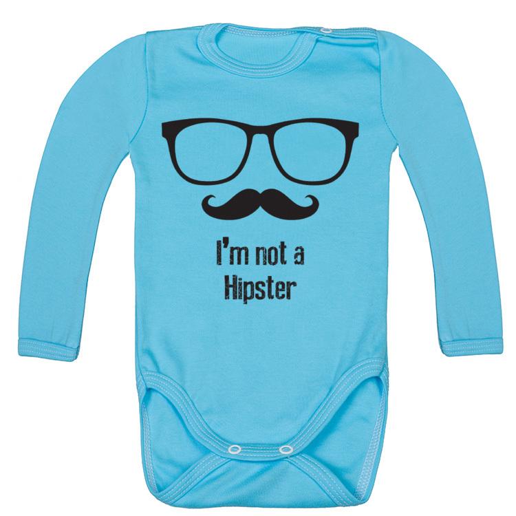 Body dla dziecka Nie jestem hipsterem