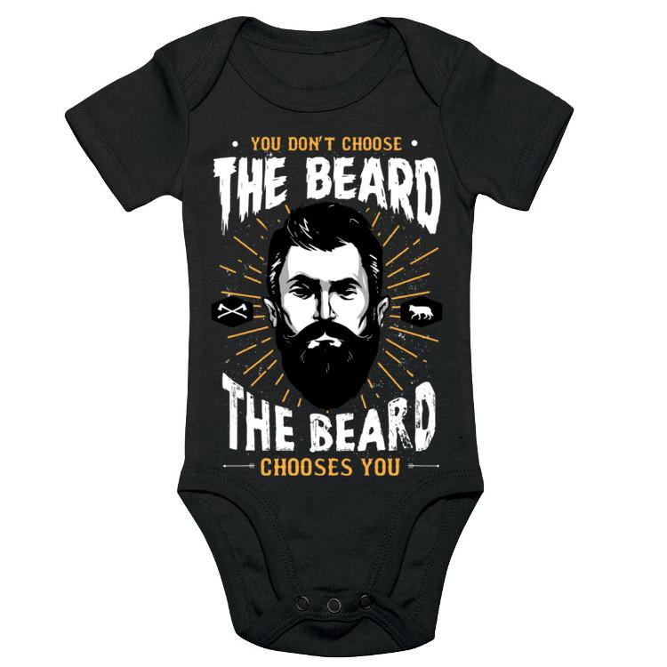 Body dla małego wielbiciela brody