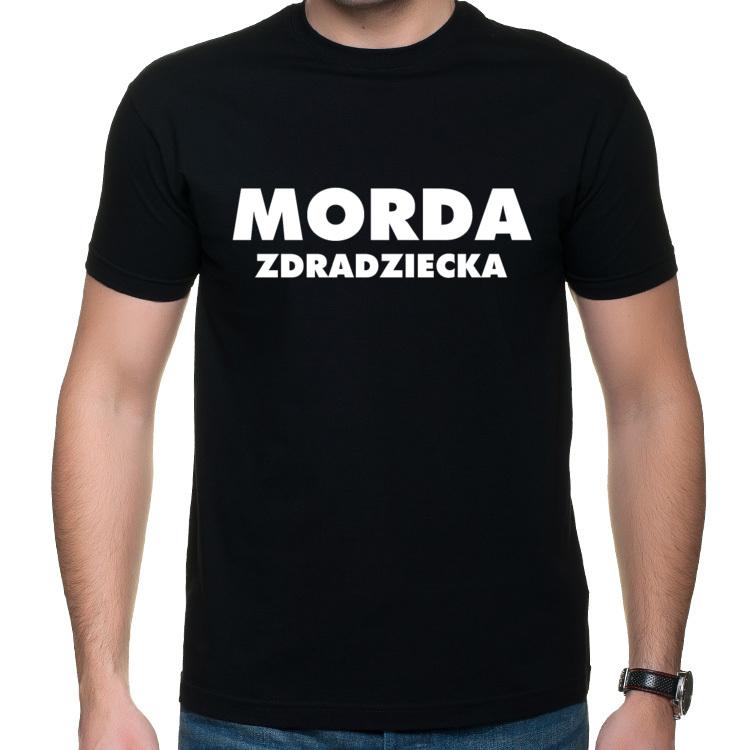 Koszulka Morda Zdradziecka