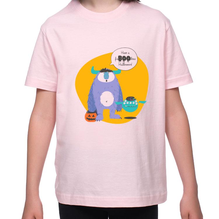 Koszulka dziecięca Boo
