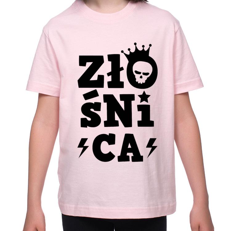 Dziecięca koszulka Złośnica
