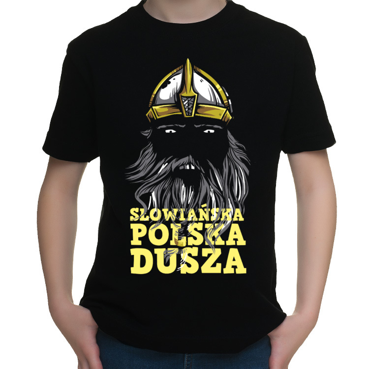 Koszulka dziecięca Słowiańska Dusza