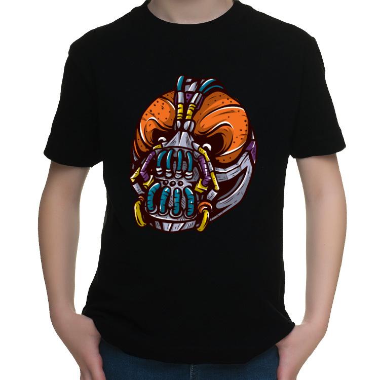 Dziecięca koszulka z kolesiem w masce