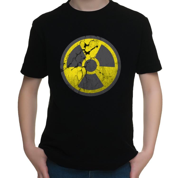 Dziecięca koszulka Nuklearne zagrożenie