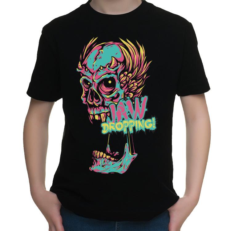 Koszulka dziecięca Szczenka opada
