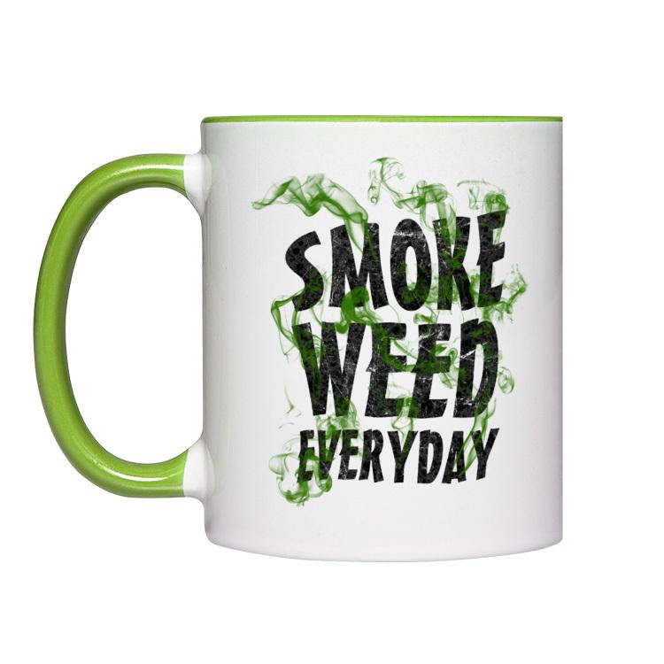 Kubek wielbiciela cannabis