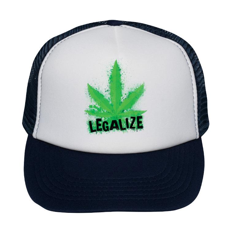 Czapka dla zwolennika legalizacji