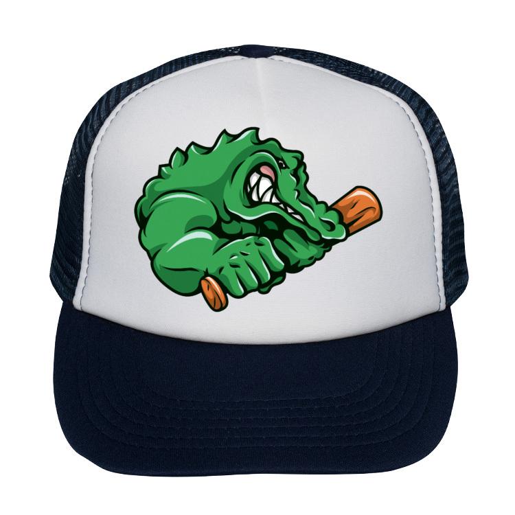 Czapka baseball z krokodylem