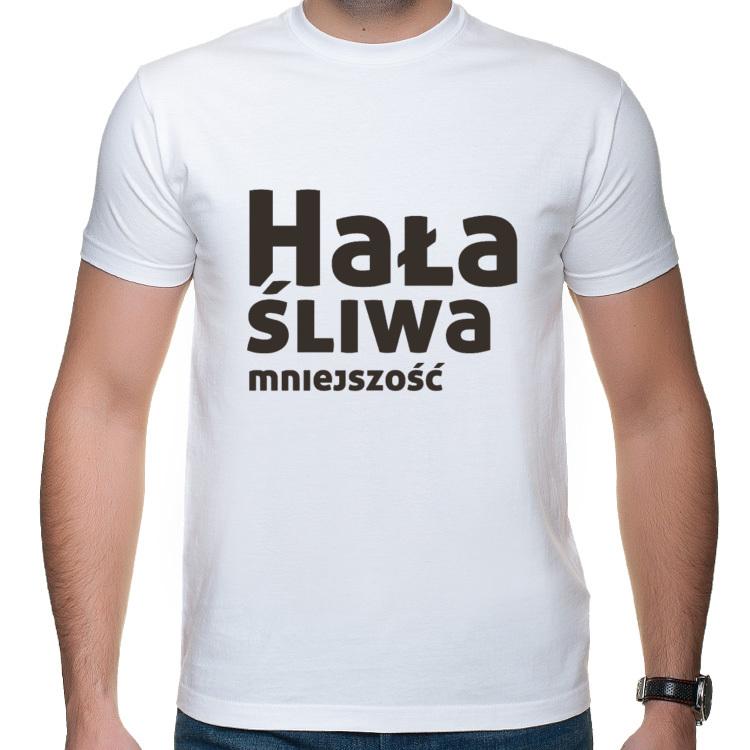 Koszulka Hałaśliwa mniejszość