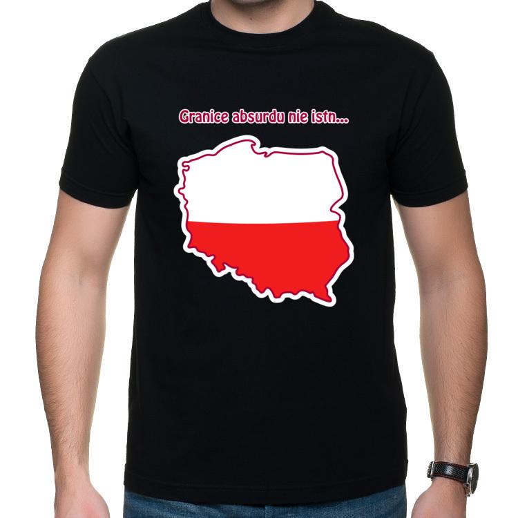 Koszulka Granice absurdu