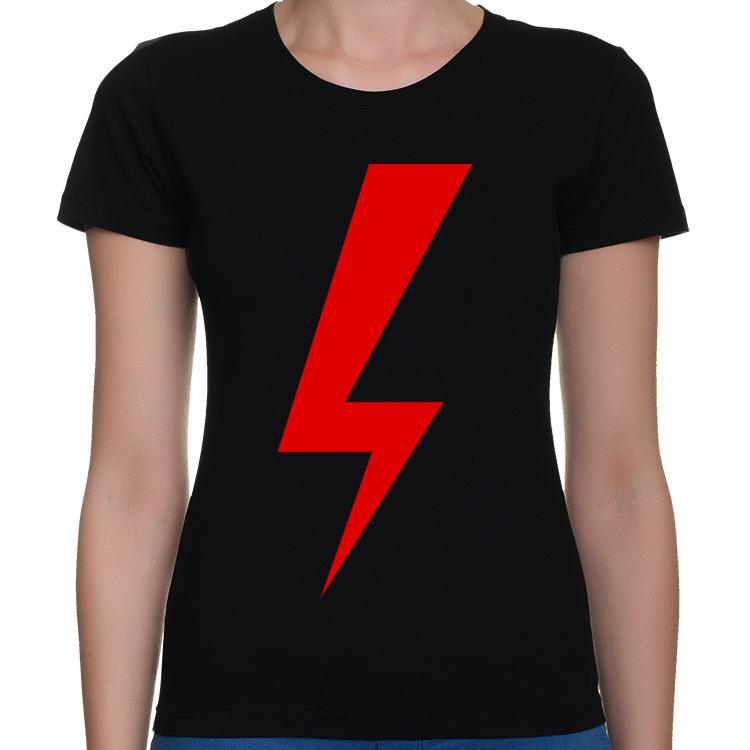 Koszulka Błyskawica   Strajk kobiet