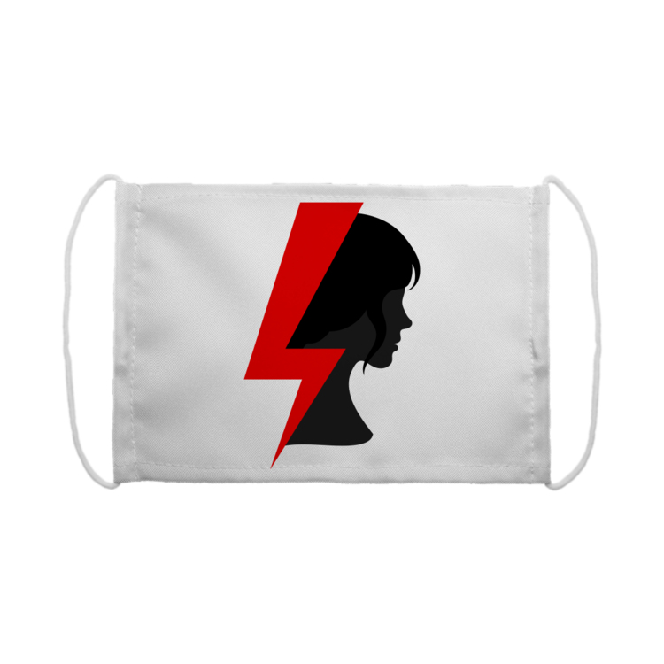 Maska ochronna Piekło kobiet   Strajk kobiet